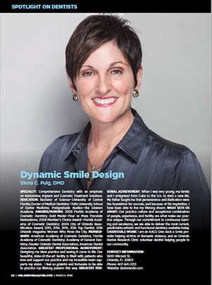 Interview in the Spotlight